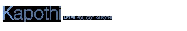 Kapothi Tech Blog